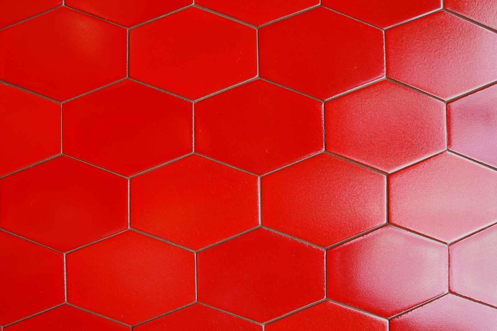 red ceramic floor tiles for home