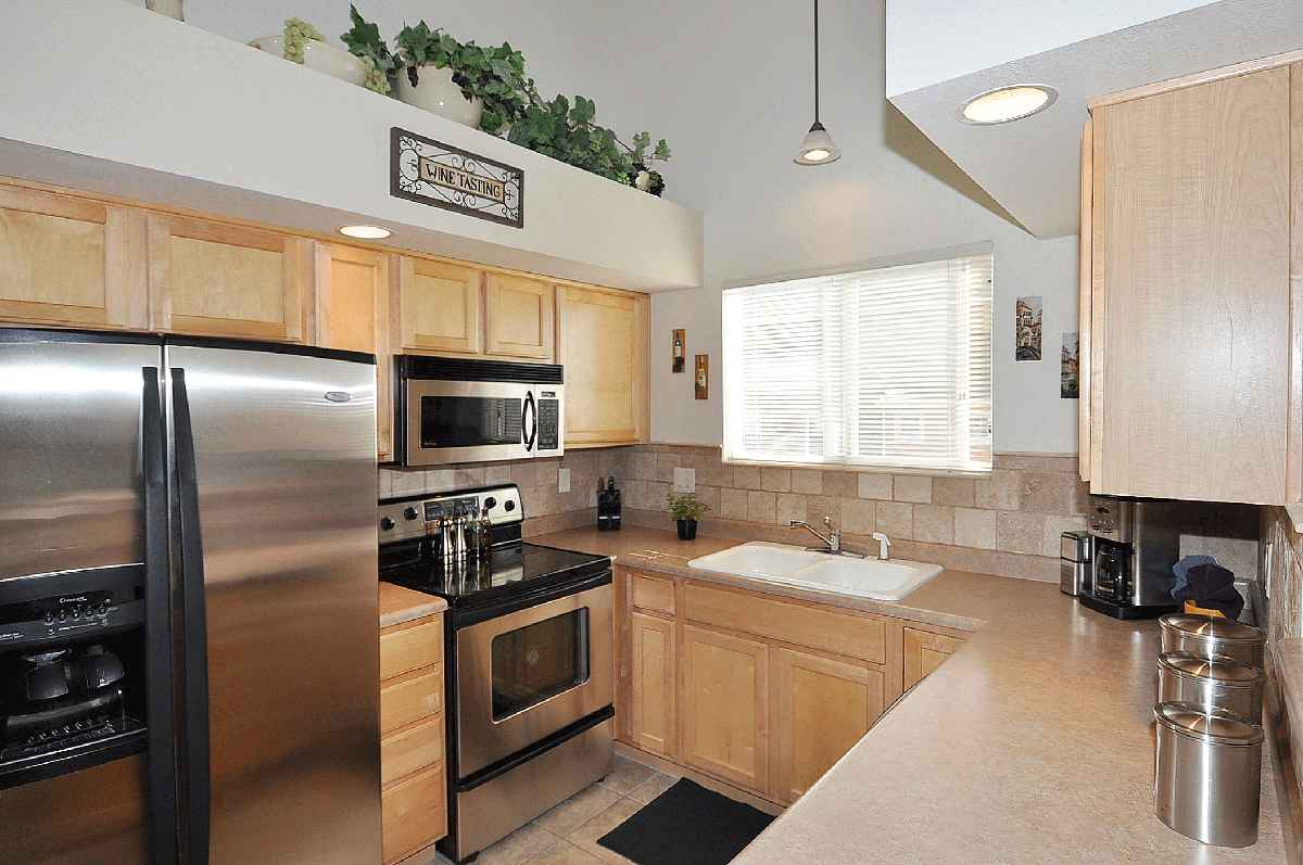 Stainless Steel Appliances Package