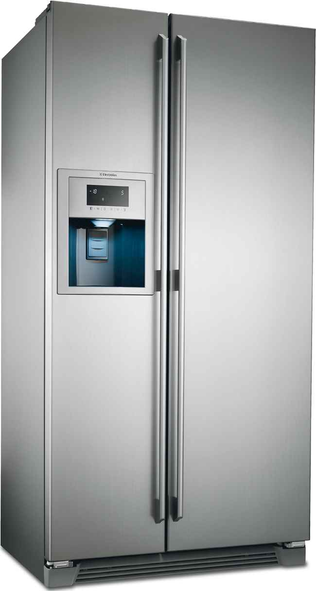 American Electrolux Side by Side Refrigerator