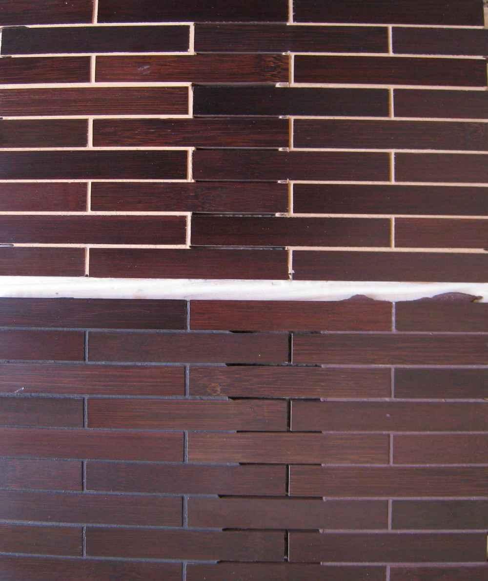 Brown Brick Wall Tile for Home Bathroom