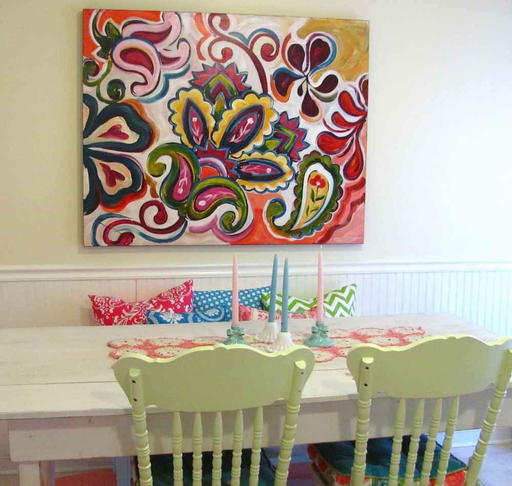Custom Wallpaper Kitchen Backsplash