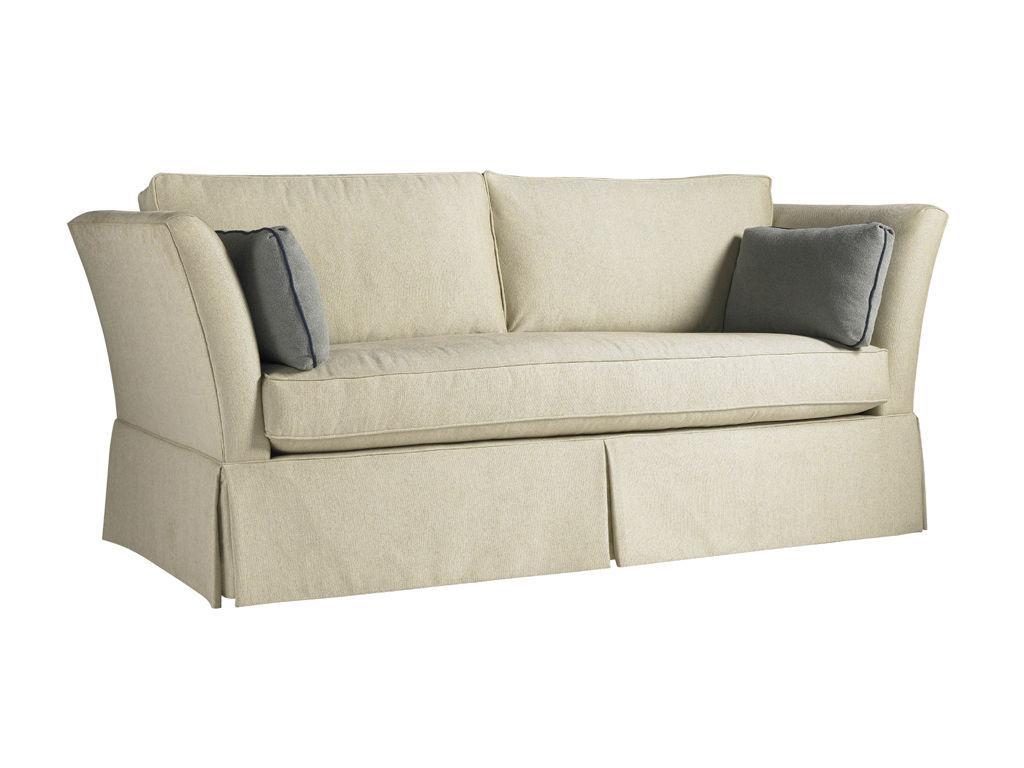 Drexel Heritage Stockton White Sofas