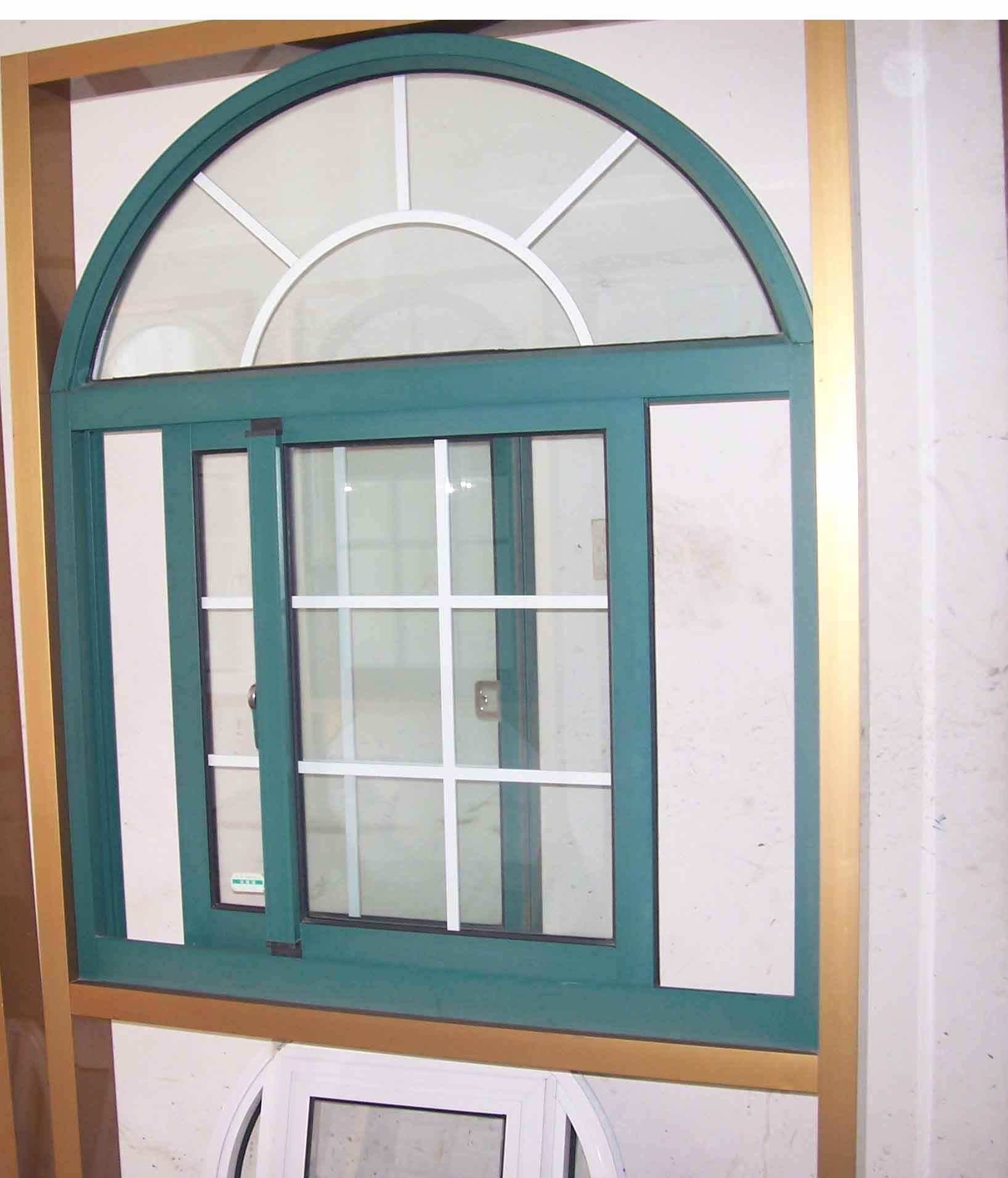 Sliding windows with energy saving feature