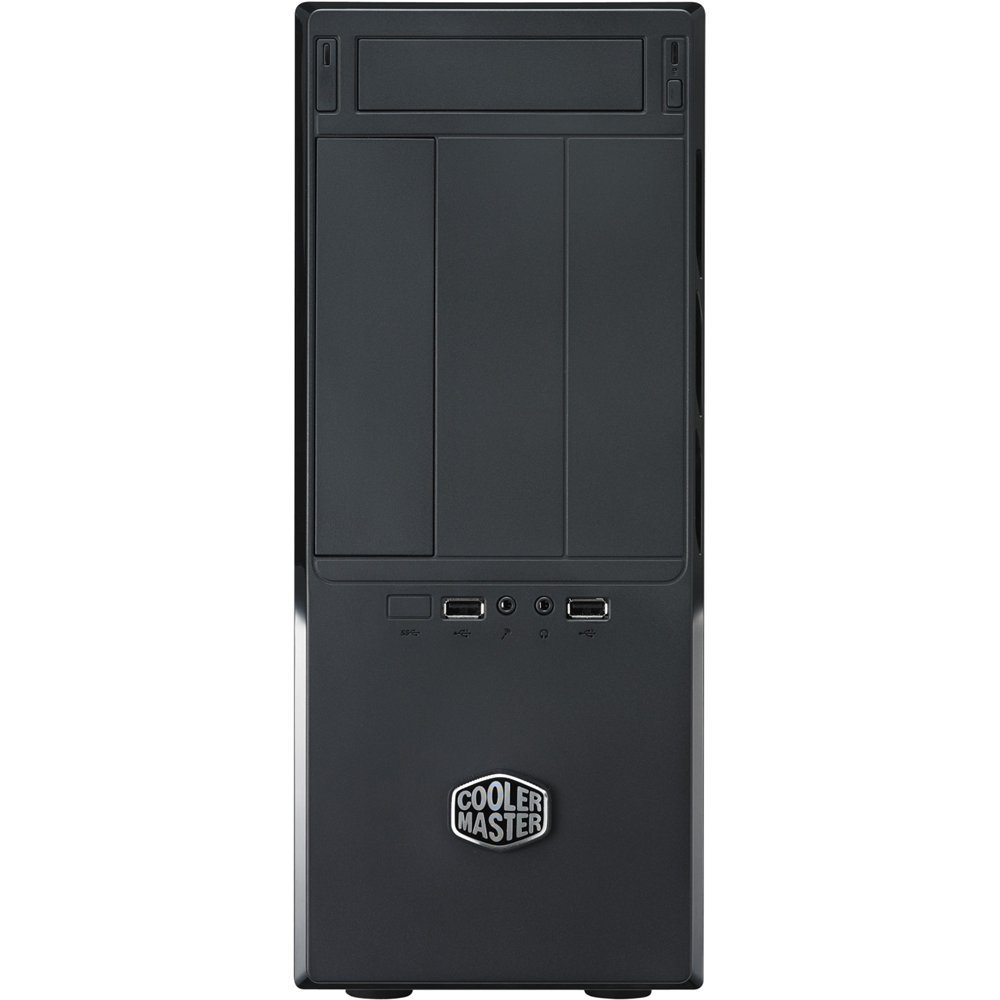 Cooler Master Elite System Cabinet in Black