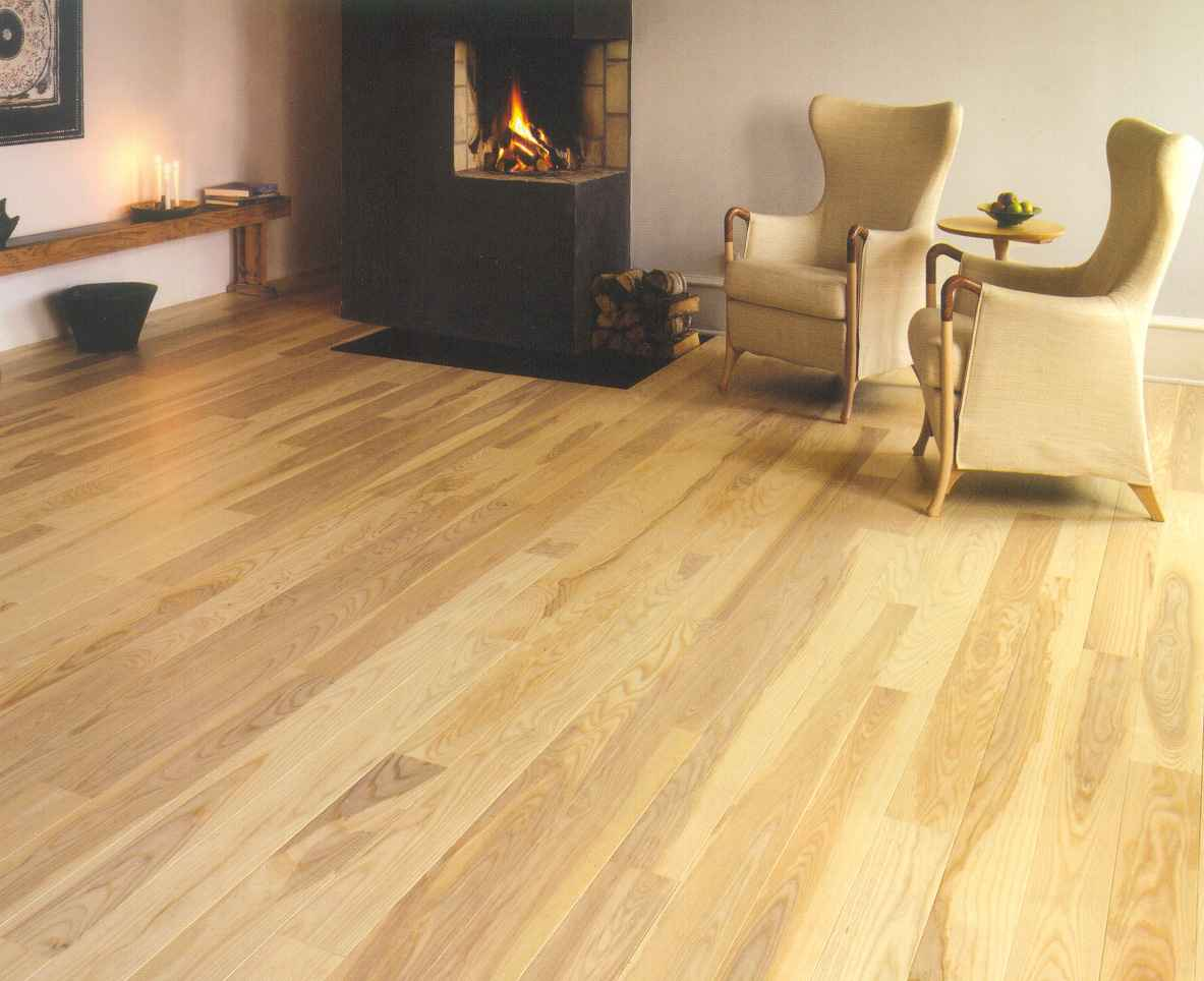 Pre finished Solid Oak Flooring