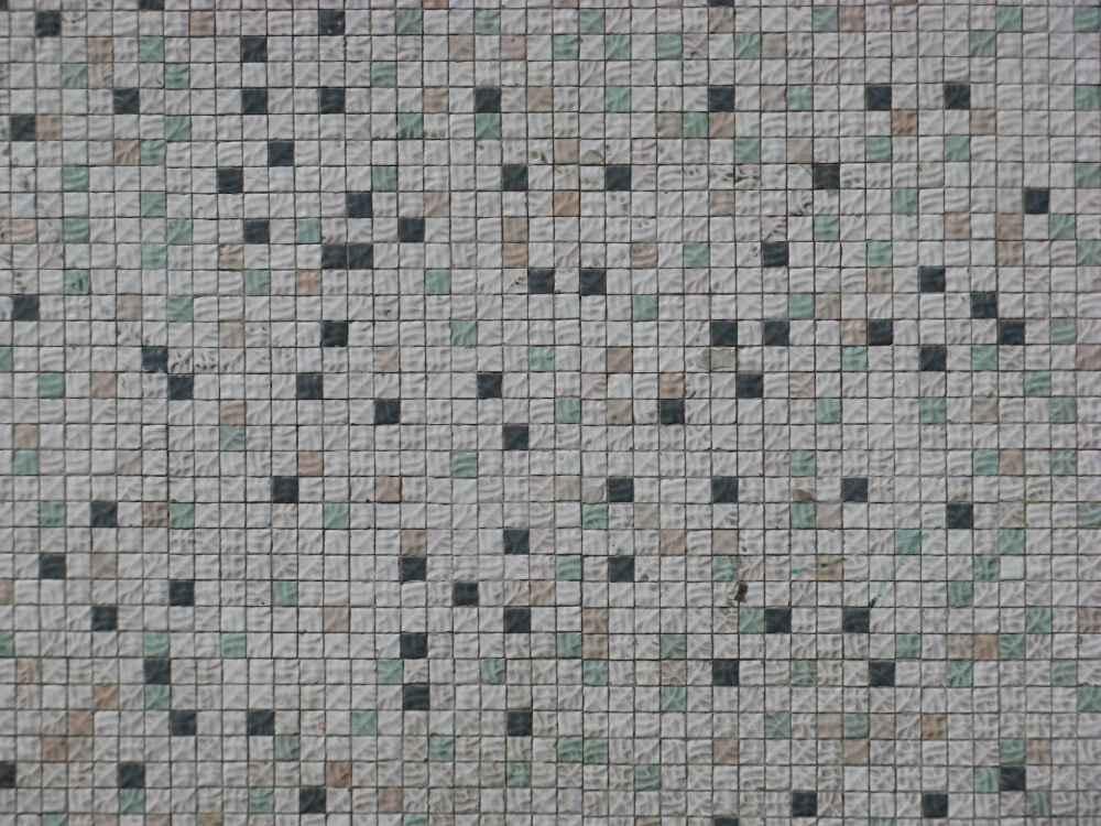 Wall Ceramic Tiles Mosaic Texture