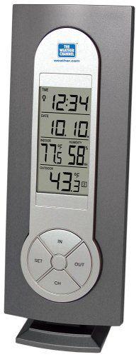 La Crosse Technology WS-7215U-IT Wireless Weather Station, In Humidty & Outside Temperature