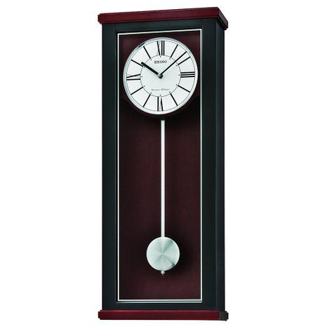Seiko QXH062KLH Wall Japanese Quartz Wall Clock