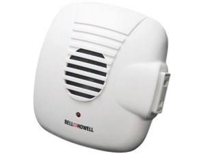 Bell and Howell Ultrasonic Pest Repellers with Extra Outlet