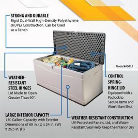 Lifetime 60012 Extra Large Deck Box 4
