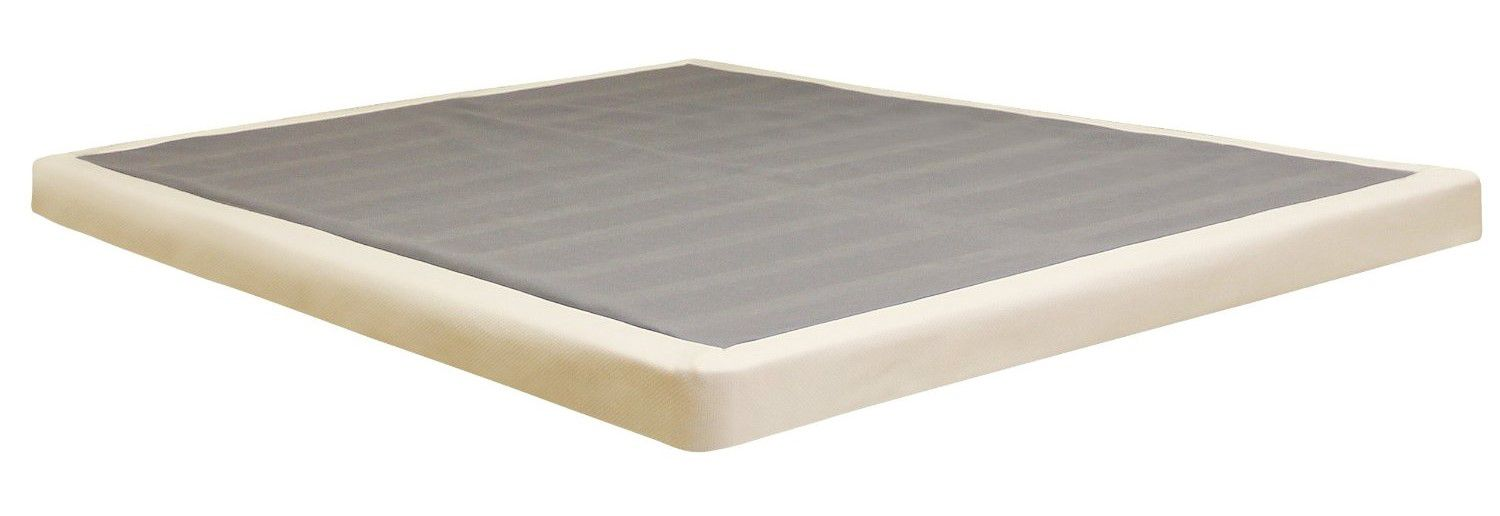 Classic Brands Low Profile Foundation Box Spring, 4-Inch, Full