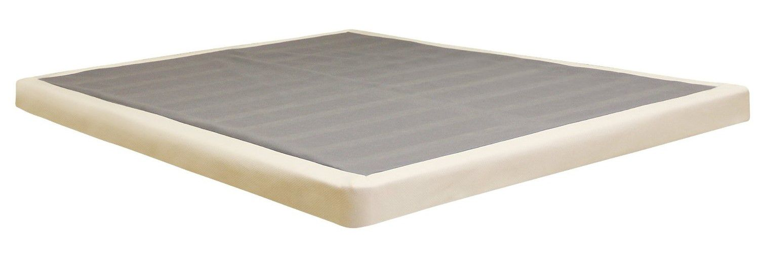 Classic Brands Low Profile Foundation Box Spring, 4-Inch, King