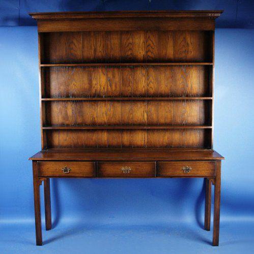 Handmade Oak Welsh Dresser