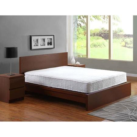 "Signature Sleep Contour- 8"" Independently-Encased Coil Mattress, Size: Full"