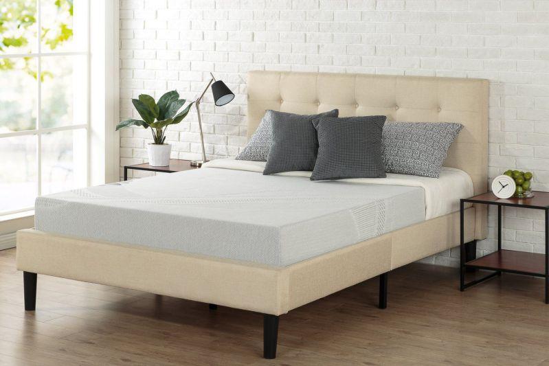 Sleep Master Memory Foam Value Priced/Economical 8-Inch Mattress, Queen