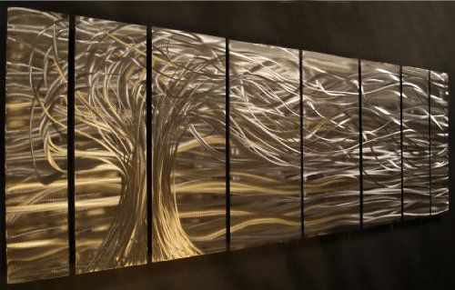 Contemporary metal wall art. Wall Sculptures by Ash Carl