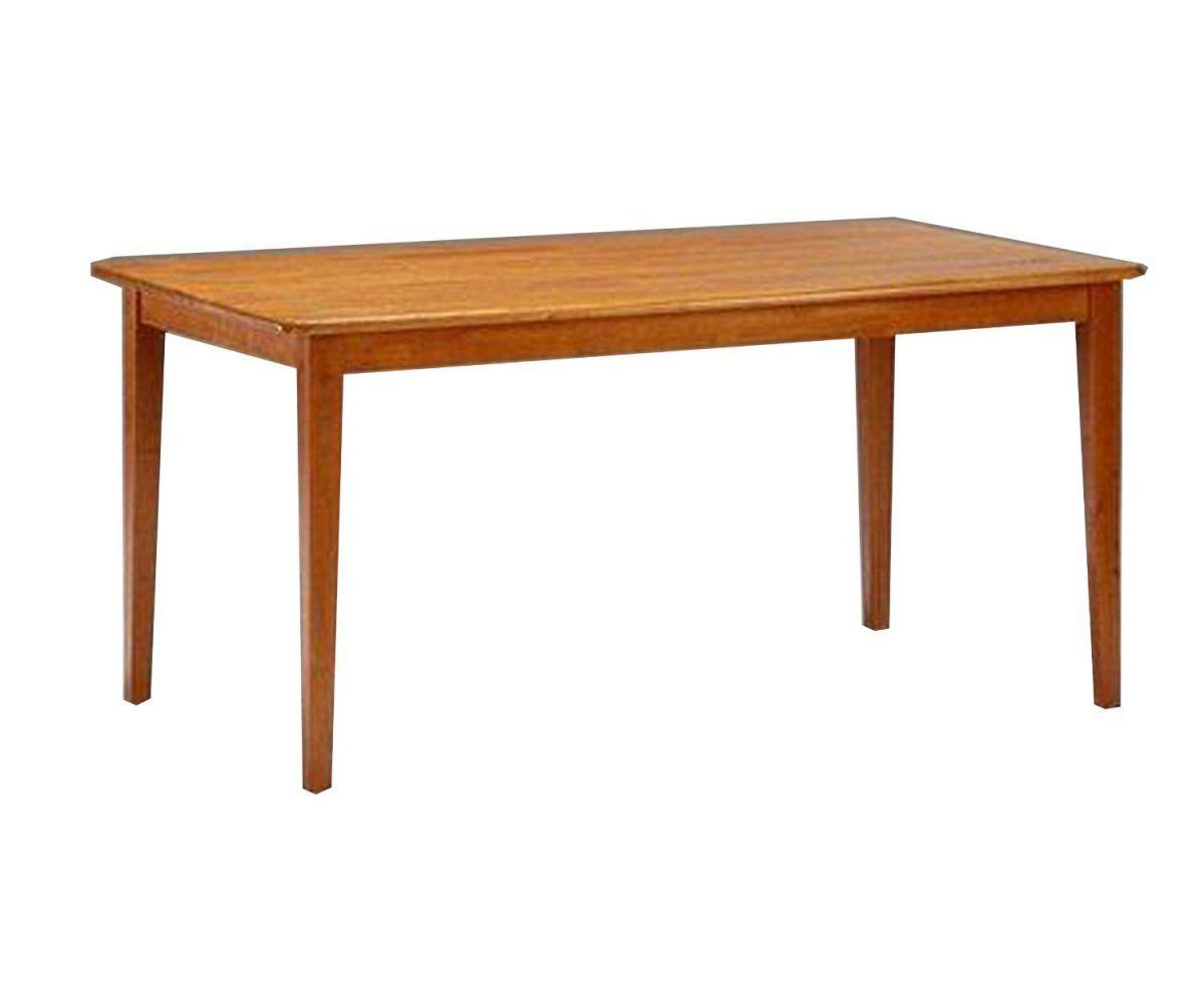 Boraam 70136 Shaker Table, Oak
