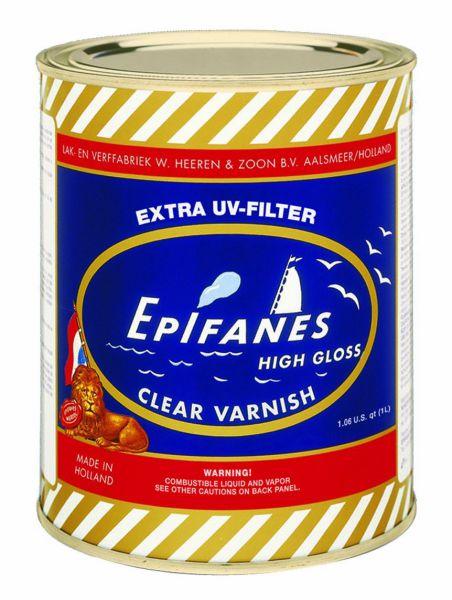 Epifanes Clear Varnish