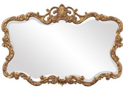 Howard Elliott 21188 Talida Mirror, Gold