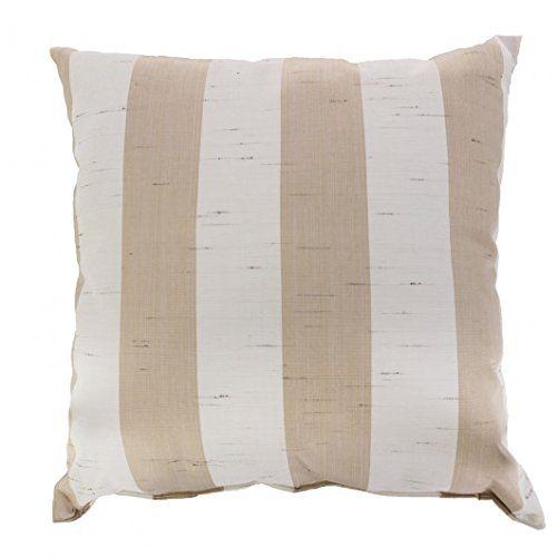 Sunbrella Square Decade Designer Throw Pillow