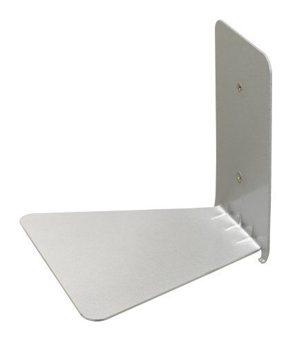 Umbra Conceal Wall Book Shelf Small, Silver